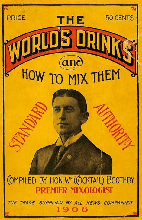 THE WORLD'S DRINKS (1908)