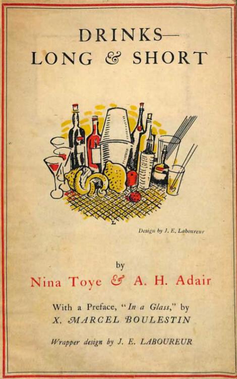 Drinks-Long & Short (1925)