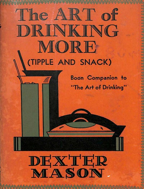 Tipple and Snack ... (1931)