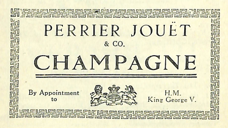 Production of Wines: CHAMPAGNES